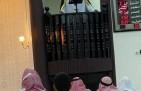 أهالي الخفجي يشهدون صلاة الاستسقاء بجامع البخاري