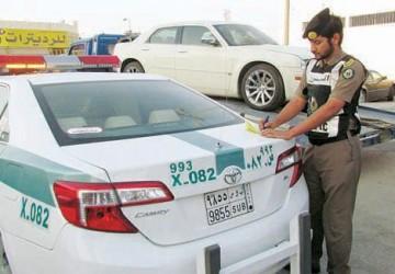 المرور: مهلة 3 أشهر لتصحيح أوضاع مركبات اللوحات غير السعودية