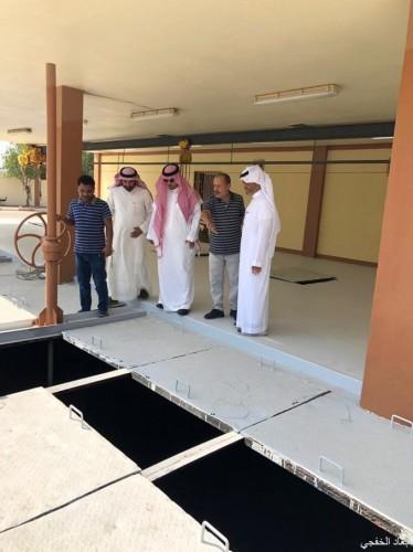 بلدية الخفجي :تضع خطة لموسم الأمطار لهذا العام