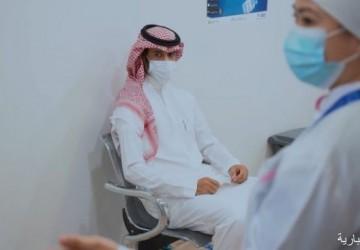 بالفيديو.. مستشفى الأهلي يقدم اللقاحات لأهالي الخفجي