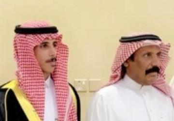 منصور القحطاني يحتفل بزواج ابنه باسل