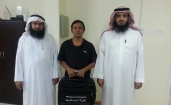ستة عشر شخصاً من جاليات مختلفه يعلنون إسلامهم بالخفجي