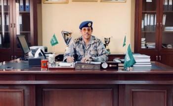 ترقية قائد الوحدات البحرية بالخفجي الى رتبة عميد