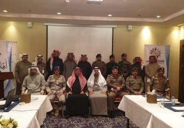 الهزاع يترأس الإجتماع الأمني التنسيقي لمهرجان كلنا الخفجي الثامن