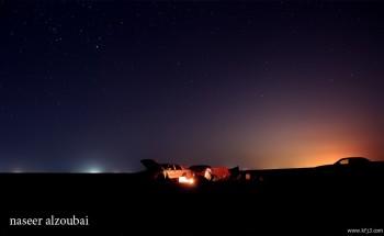 تصوير ليلي – عدسة ناصر الزعبي