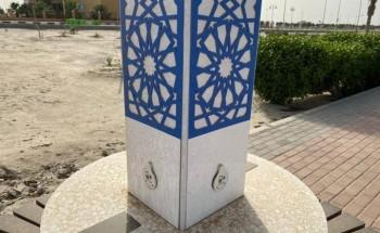 بلدية الخفجي .. توفر خدمة «الإنترنت المجاني» بكورنيش الخفجي