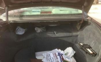 إنتشار سرقة الإطار الإحتياطي لعدد من سيارات الفورد بالخفجي