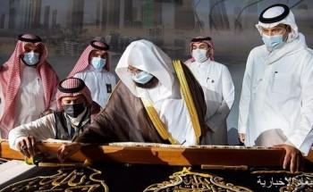 الرئيس العام لشؤون الحرمين يزور معرض مشروعات منطقة مكة المكرمة الرقمي
