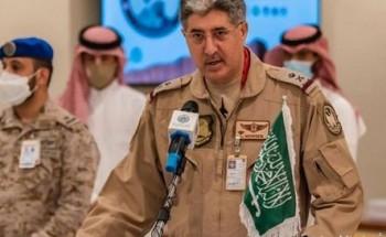 اختتام مناورات التمرين الجوي المشترك والمختلط (طويق 2) بالقطاع الأوسط