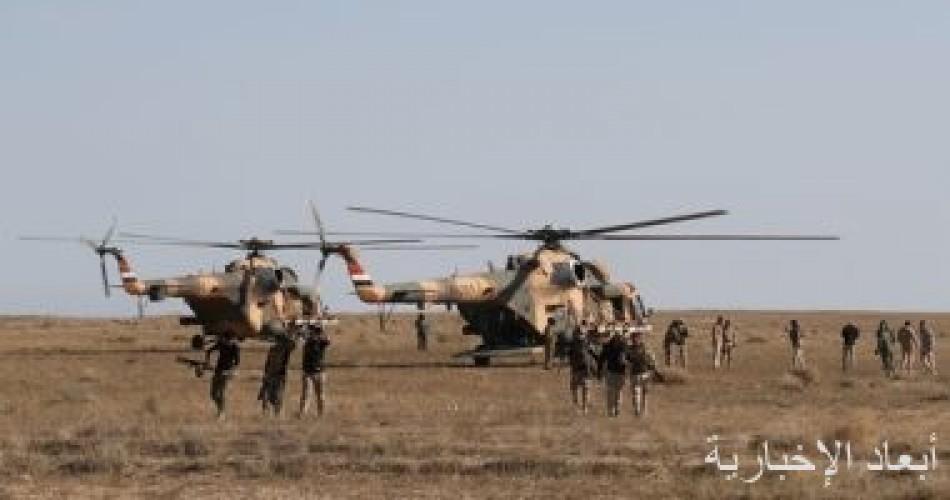 مقتل وإصابة عدد من قوات الجيش العراقى بهجوم لداعش
