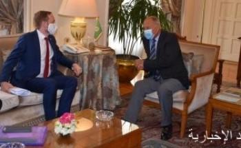 أبو الغيط يدعو وزير خارجية التشيك لمراجعة مواقف بلاده المنحازة لإسرائيل