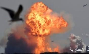 مقتل طفل وإصابة 20 على الأقل فى انفجارين متزامنين بريف حلب السورى