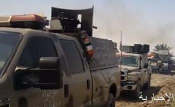 """المتحدث باسم القوات العراقية: هجمات داعش """"محاولة لفك الضغط"""""""