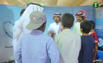 بالفيديو.. فرع المياه بالخفجي يشارك في مهرجان «كلنا الخفجي» السادس