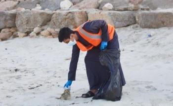 بلدية الخفجي تتيح الفرصة للعمل التطوعي في حملة (شيل كيستك ونظف ديرتك)