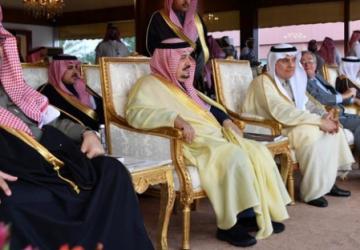 نيابة عن الملك.. أمير الرياض يرعى ختام بطولة مركز الملك عبدالعزيز الدولية لجمال الخيل