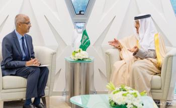 سلطان بن سلمان يبحث وسفير أستراليا مجالات التعاون الفضائي