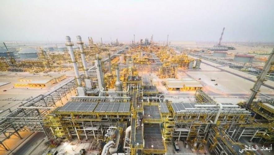"""""""أرامكو"""" تنجز أهم خطواتها الاستراتيجية في مشروعاتها المدمجة ببناء ثلاثة مصانع بتكلفة 7,5 مليارات ريال"""