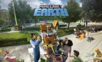 طرح نسخة تجريبية من لعبة Minecraft Earth بداية أكتوبر