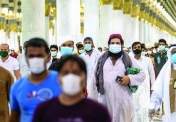 75 ممارساً صحياً لتوعية قاصدي المسجد النبوي