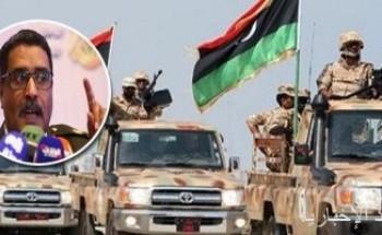 الجيش الليبي يتصدى لكتائب الوفاق ويمنعها من التقدم باتجاه سرت