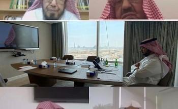 الشركة السعودية لإعادة التمويل العقاري تبحث الحلول الشرعية لشراء محافظ التمويل الإسلامي العقاري