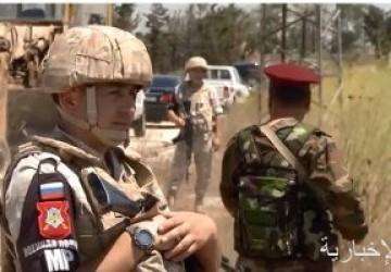 انفجار يستهدف دورية روسية – تركية فى محافظة إدلب السورية