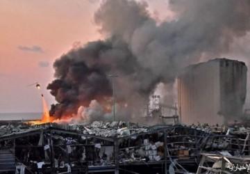 2750 طناً من نترات الأمونيوم وراء كارثة بيروت
