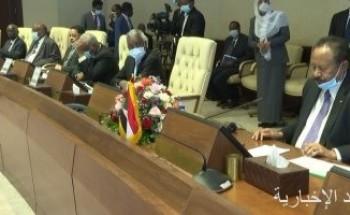 حكومة السودان تبحث مع لجنة الوساطة ترتيبات التوقيع النهائي على اتفاق السلام
