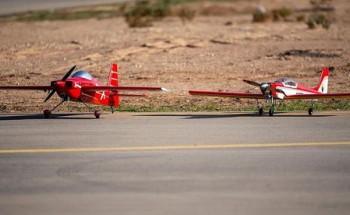 الفغم يُتوج الفائزين في بطولة الطائرات اللاسلكية