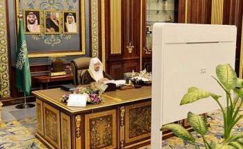 مجلس الشورى يعقد جلسته العادية السابعة عشرة من أعمال السنة الأولى للدورة الثامنة