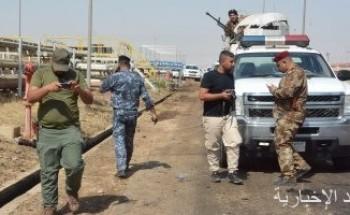 """سقوط صاروخين بمحيط قاعدة """"بلد"""" العسكرية بصلاح الدين شمالى العراق"""