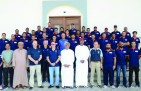 أربعة حكام سعوديين بالمعسكر الدولي في عمان لكرة السلة