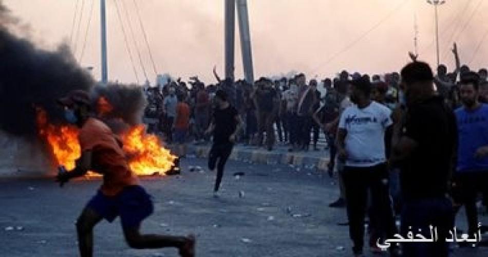 الرئاسات العراقية ترفض أى حل أمنى للتعامل مع المظاهرات السلمية