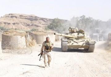 مقتل عنصرين بتنظيم (داعش) الإرهابى فى محافظة نينوى العراقية