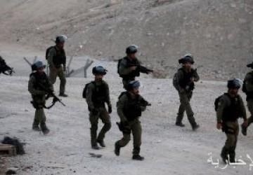 الاحتلال الإسرائيلى يقتحم الموقع الأثرى فى سبسطية شمال نابلس