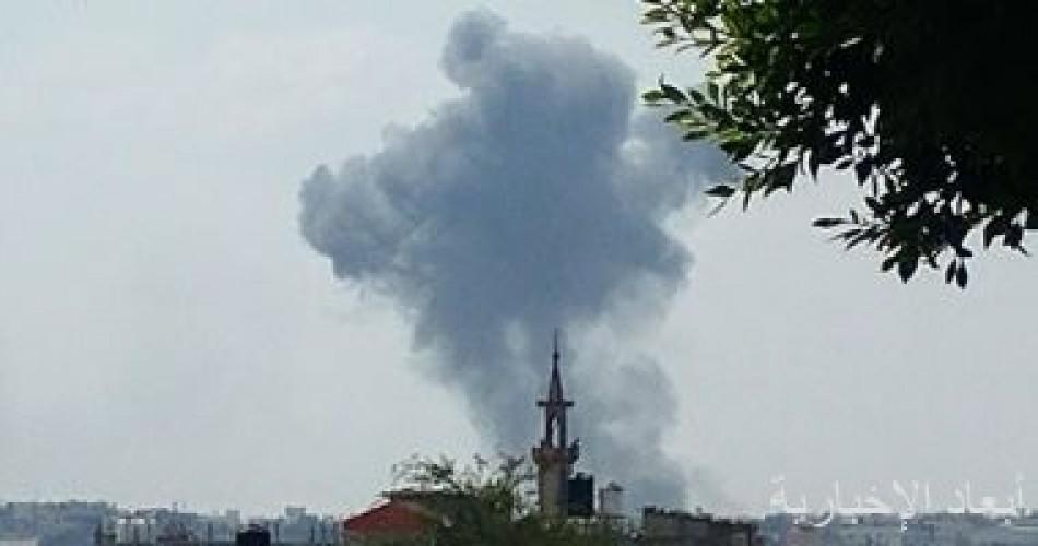 قصف متبادل بين الجيش الإسرائيلى وفصائل فلسطينية على حدود قطاع غزة