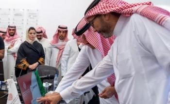 سلطان بن سلمان يدشن المنصة الإلكترونية للتدريب