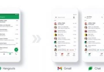 جوجل تنقل رسميا مستخدمى Hangouts إلى Chat العام المقبل