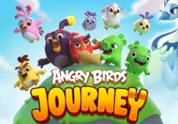 Rovio تطلق لعبة Angry Birds Journey