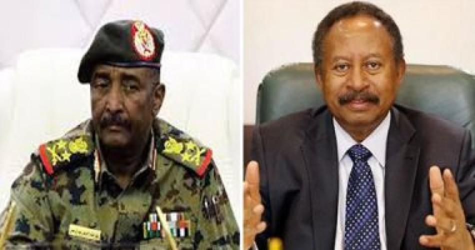 اجتماع لمجلسى السيادة والوزراء فى السودان لمناقشة الأوضاع بالحدود الشرقية