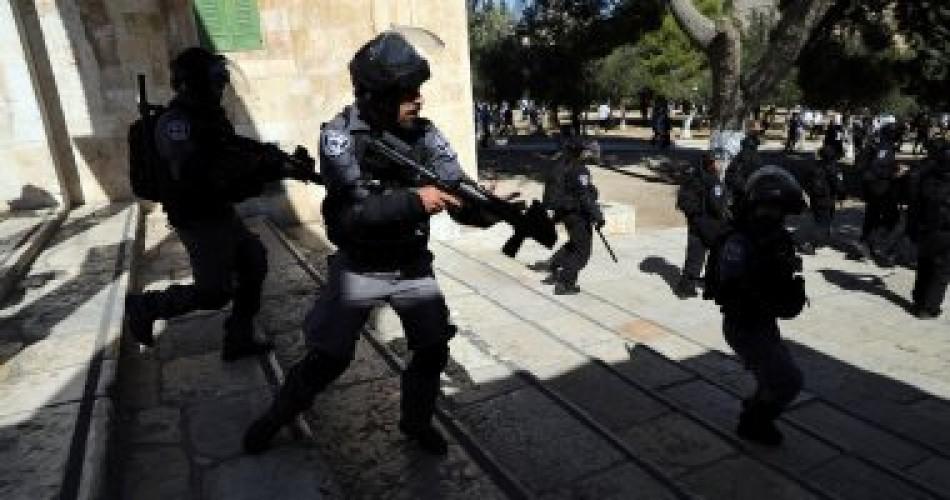الاحتلال الإسرائيلى يمنع ترميم مصلى قبة الصخرة ويهدد العاملين بالاعتقال