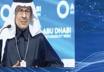 وزير الطاقة يطالب بفرص متساوية لجميع مصادر الطاقة.. والتحاور حول تخفيف الانبعاثات