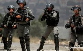 استشهاد طفل فلسطينى برصاص قوات الاحتلال الإسرائيلى شرق خان يونس