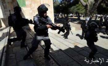 قوات الاحتلال تعتقل فلسطينيين من بلدة اليامون غرب جنين