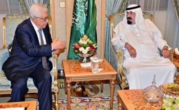 الملك والرئيس الفلسطيني يعقدان اجتماعاً بمكة المكرمة غداً