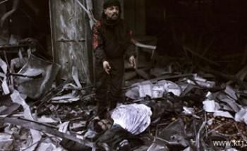 """واشنطن تتعهد بتقديم إمدادات """"غير فتاكة"""" للمعارضة السورية"""