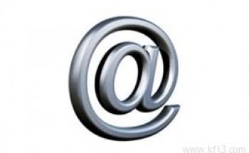 ما أصل علامة @ المستخدمة في البرید الإلكتروني؟