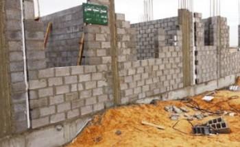 """ارتفاعات """"مواد البناء"""" تهدد المشاريع السكنية"""