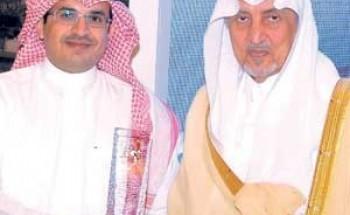 الفيصل يكرم الاتصالات السعودية لرعايتها جائزة مكة للتميز